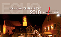 Titel SCHIERLING ECHO 2010