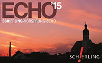 Titel SCHIERLING ECHO 2015