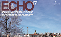 Titel SCHIERLING ECHO 2017